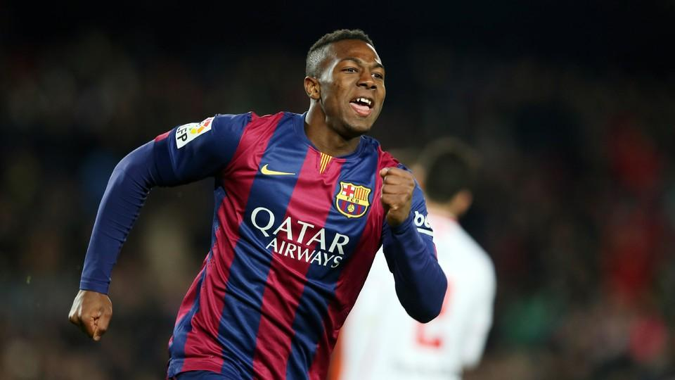 Image result for adama traore barcelona