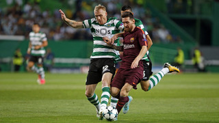 Sporting CP 0 - FC Barcelona 1