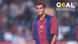 Goal Morning! Do you remember one of Rivaldo's most unforgettable bicycle-kick goals?