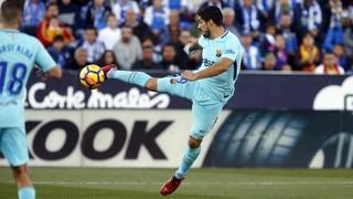 Leganés 0 - FC Barcelona 3 (1 minuto)