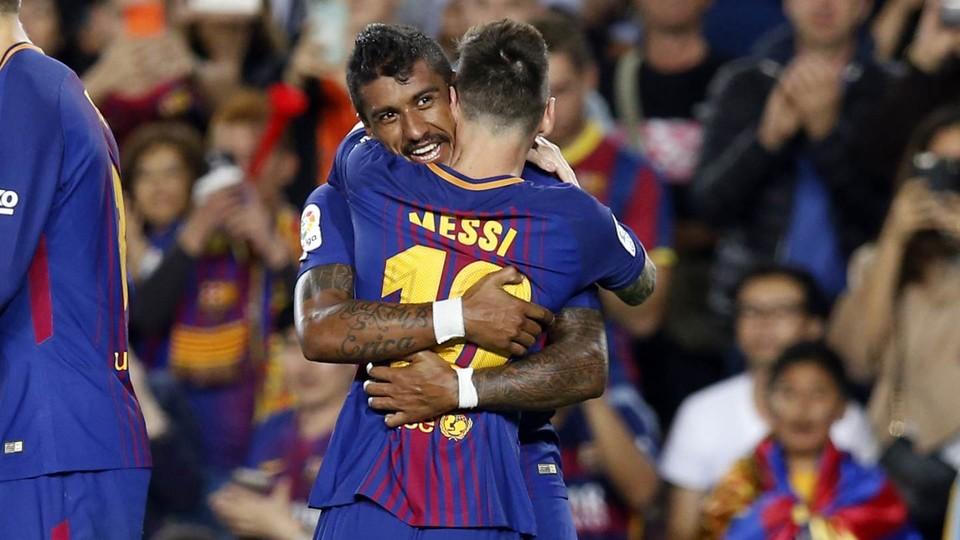 FC バルセロナ – オリンピアコス...