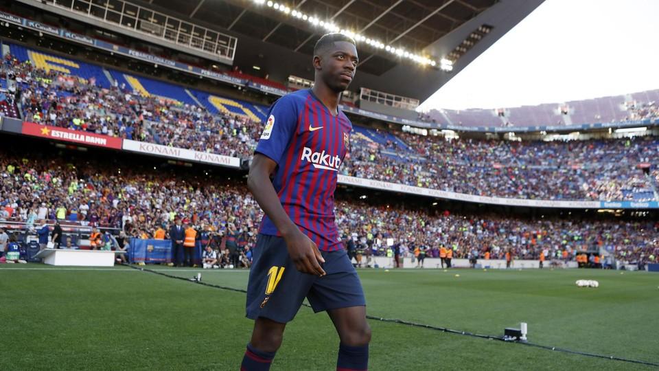 Maillot Domicile FC Barcelona Aleñá