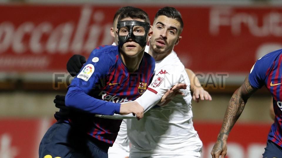 صور مباراة : كولتورال ليونيسا - برشلونة 0-1 ( 31-10-2018 ) كأس ملك إسبانيا 101944579