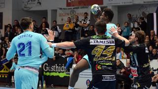 Ángel Ximénez Avia Puente Genil 19-38 FC Barcelona Lassa: Confident victory