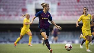 Barça Femení – Chelsea: Duel de talla Champions (1-1)