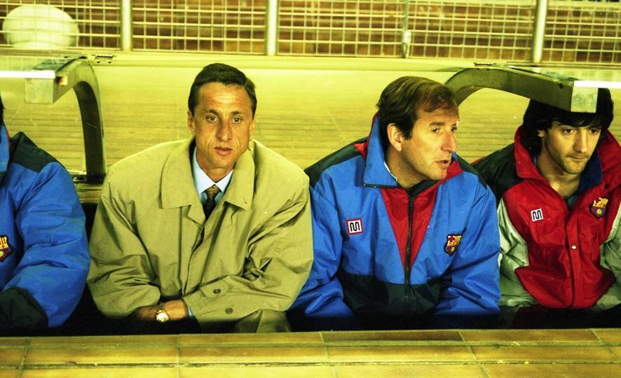 Image result for cruyff dream team