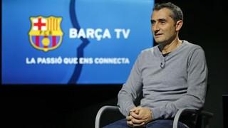 L'entrevista completa a Ernesto Valverde