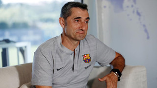 Exclusive interview: Ernesto Valverde looks ahead at the new season