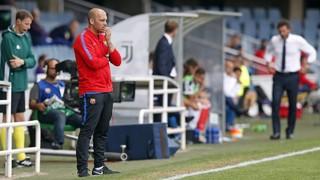 Les declaracions de Gabri després del partit de la Youth League contra la Juventus