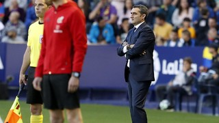 Valverde: 'We have to appreciate getting to this point'