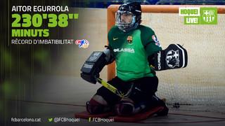 Aitor Egurrola's record