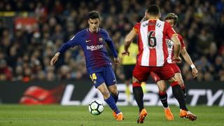 FC Barcelona 6 - Girona 1 (3 minutes)