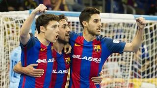 FC Barcelona Lassa 7 – Levante 4 (Liga)
