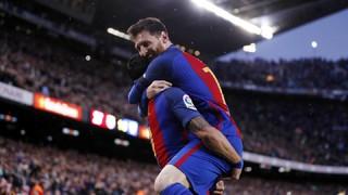 FC Barcelona 3 - Sevilla 0 (1 minut)