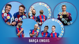Barça Emojis: Making Of