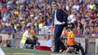 """Valverde: """"Tenemos que luchar ante esta mala racha"""""""