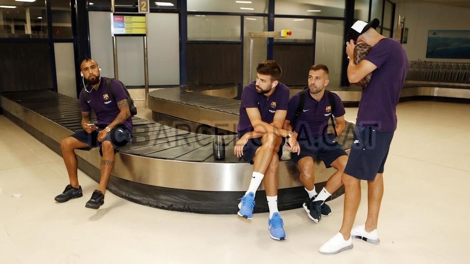 هكذا كانت الرحلة من برشلونة إلى سان سيباستيان 98423328