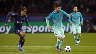 París Saint-Germain 4 - FC Barcelona 0
