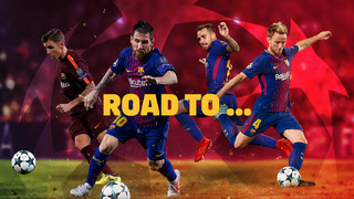 Road to… Champions League Round of 16