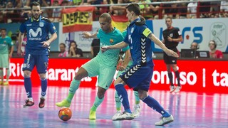 Movistar Inter 2 - FC Barcelona Lassa 1 (Play-off Final LNFS)