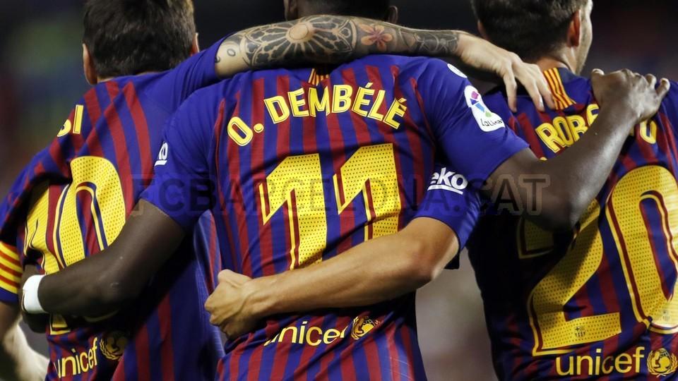 صور مباراة : بلد الوليد - برشلونة 0-1 ( 25-08-2018 )  96768545