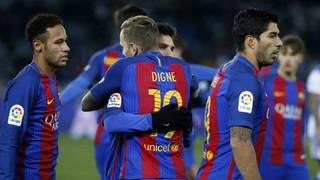Reial Societat 0 - FC Barcelona 1 (3 minuts)