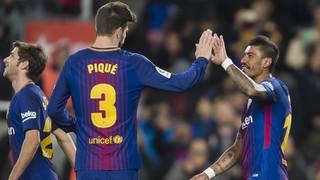 FC Barcelona 4 - Deportivo de la Coruña 0 (1 minuto)