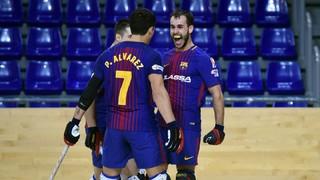 FC Barcelona Lassa – Citylift Girona: Una segona part de remuntada al Palau (4-3)