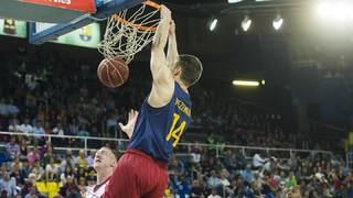 FC Barcelona Lassa 87 - Fuenlabrada 53 (ACB)