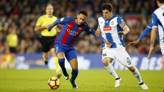 Neymar's magic against Espanyol
