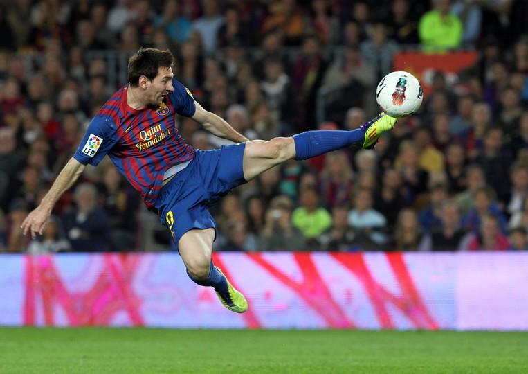 Lionel Messi, The Three Time Ballon Du0027Or Winner, Sat Down With TIMEu0027s Bobby  Ghosh To Discuss His Career With FC Barcelona And His Ambition To Win The  World ...