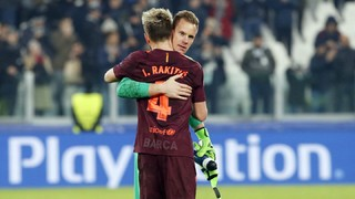 Juventus - FC Barcelona (3 minutes)