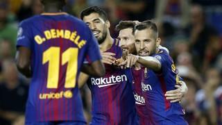 FC Barcelona 3 - Juventus 0
