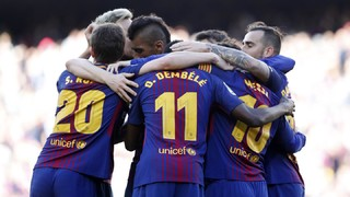 FC Barcelona - Athletic Club (1 minut)
