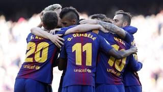 FC Barcelona - Athletic Club (1 minuto)