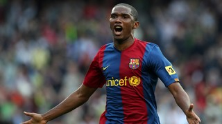 Samuel Eto'o: The Indomitable Lion (part 2)