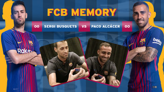 Sergio against Alcácer: Who will win?