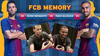 Sergio contra Alcácer: qui guanyarà?