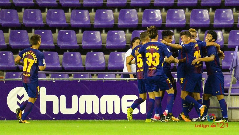 Els homes de Gerard López han tornat a la divisió de plata de la millor manera possible: victòria davant un fort rival en un dels estadis més complicats de la categoria, gràcies als gols de Lozano i Marc Cardona