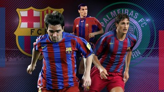 O zagueiro colombiano se junta a Rivaldo, Deco e Edmilson na lista de atletas que vestiram as duas camisas.