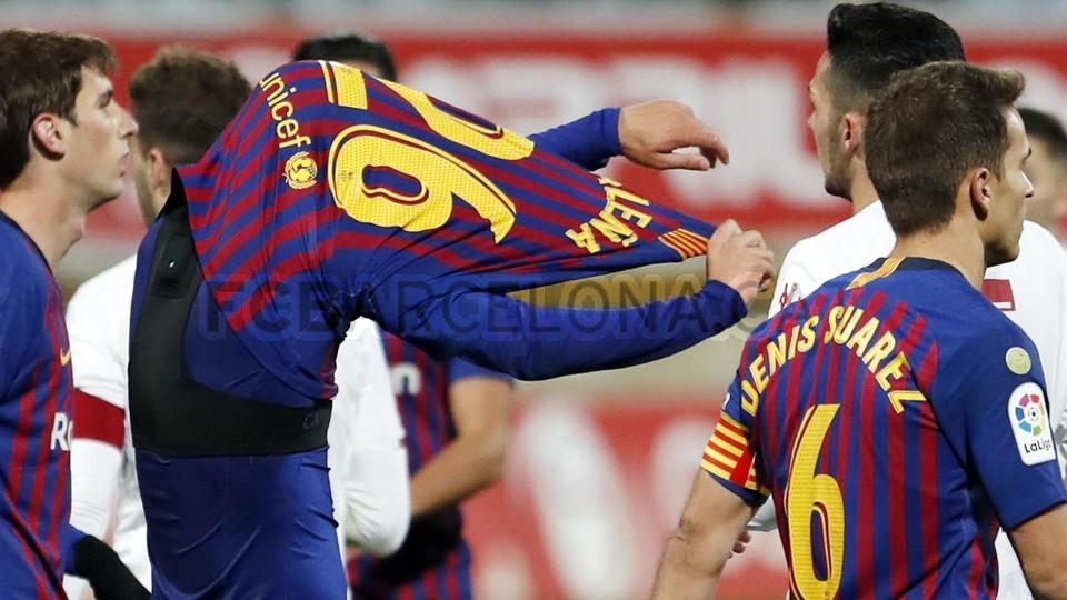 صور مباراة : كولتورال ليونيسا - برشلونة 0-1 ( 31-10-2018 ) كأس ملك إسبانيا 101944615