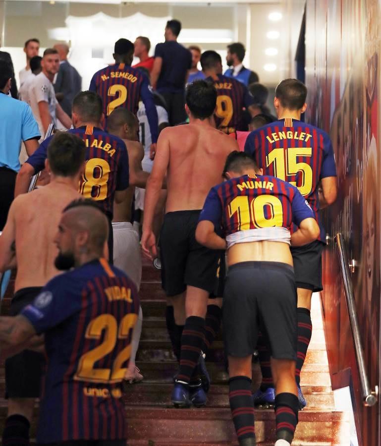 صور مباراة : برشلونة - إنتر ميلان 2-0 ( 24-10-2018 )  101552679