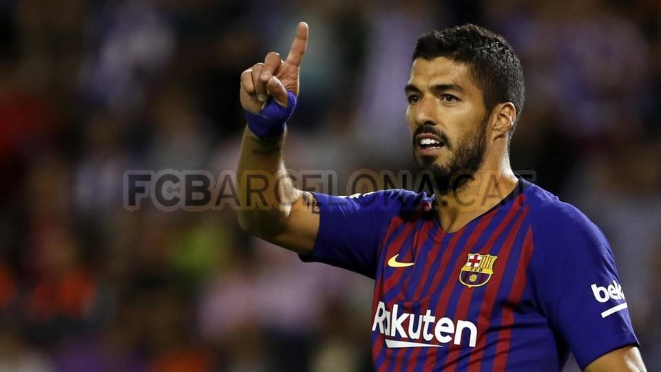 صور مباراة : بلد الوليد - برشلونة 0-1 ( 25-08-2018 )  96768551