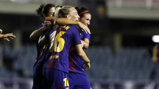 FK Gintra Universitetas – Barça Women: A historic win to remain unbeaten (0-6)
