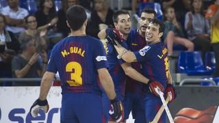 FC Barcelona Lassa 2 - Arenys de Munt 0 (OK Liga)