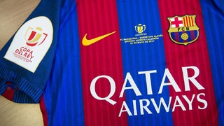 Look at the shirt that the blaugrana players will be wearing during Saturday's cup showdown against Alavés
