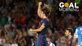 GOAL MORNING!!! 15 years ago! Carles Puyol vs Tenerife