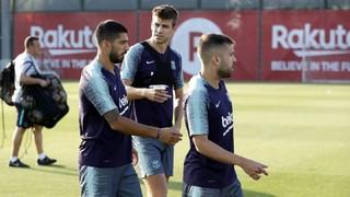 Ernesto Valverde ha donat a conèixer els 18 jugadors citats, per afrontar la jornada de Lliga entre setmana, a Butarque (20 hores)