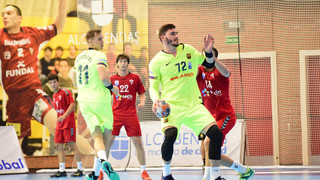 Secin Group Alcobendas - Barça Lassa: Victoria contundente en el debut en la Asobal (24-50)