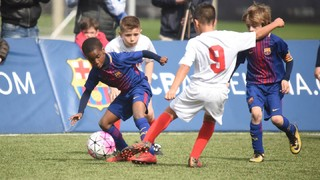 The best La Masia goals of the week (10-11 March)